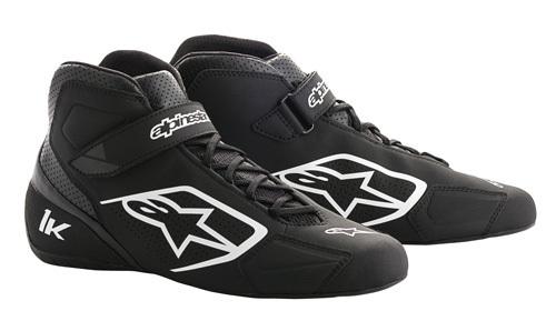 Alpinestars Schuhe Tech 1K Start 18 schwarzweißrot