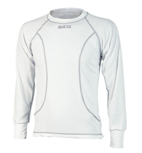 SPARCO Pullover BASIC weiss